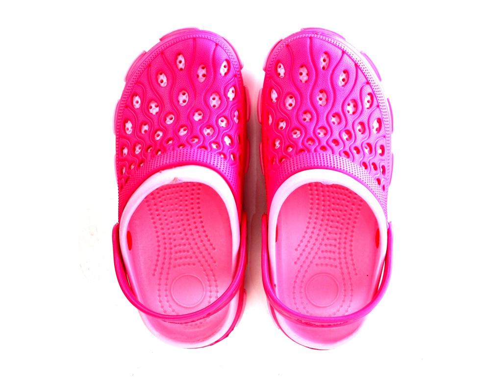 Сабо Колесник Дуэт ЭВА Bright-Pink Pink р.31 стоимость