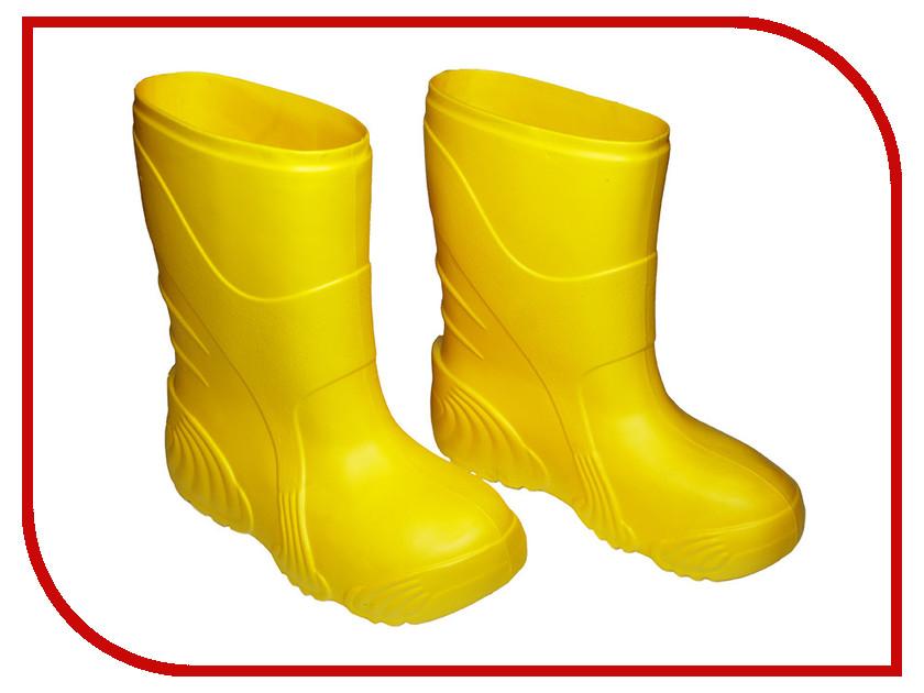 Сапоги Колесник Reflex ЭВА Yellow р.28-29 сапоги р 28