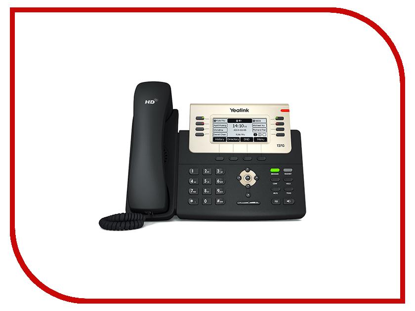 VoIP оборудование Yealink SIP-T27G