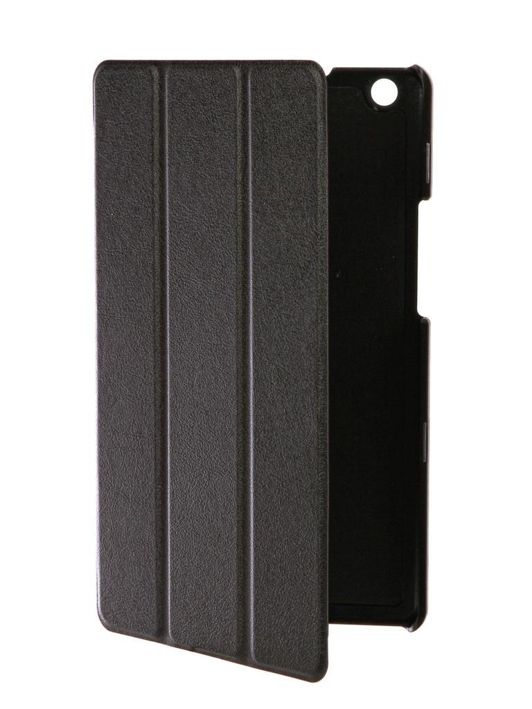 Аксессуар Чехол Partson для Huawei MediaPad M3 Lite 8.0 Black T-084