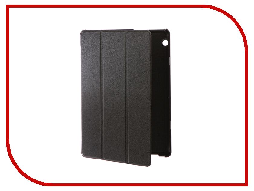 Аксессуар Чехол для Huawei MediaPad T3 10 9.6 Partson Black T-086 грибной цв 086