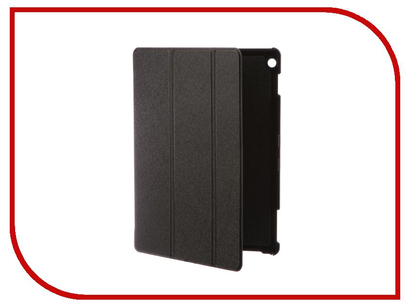 Аксессуар Чехол для Huawei MediaPad M3 Lite 10 10.1 Partson Black T-087 elring 087 830 elring