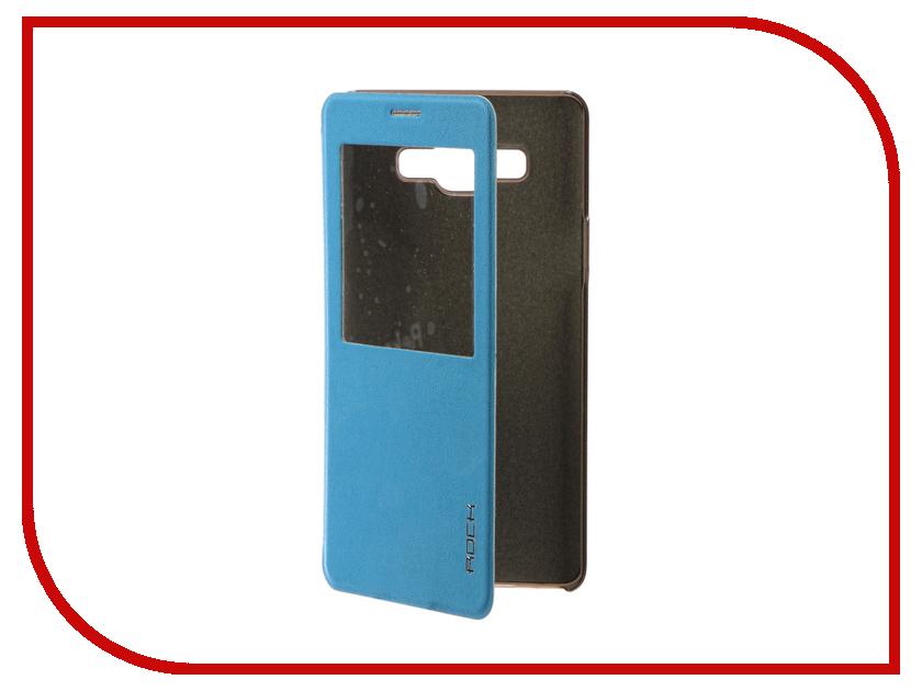 Аксессуар Чехол Samsung Galaxy A7 Rock Uni Blue 82131 тюнер galaxy innovations uni