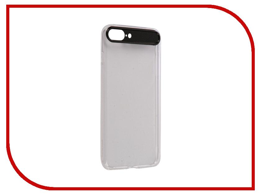Аксессуар Чехол ROCK Space Ace для iPhone 7 Plus Transparent 76451 аксессуар чехол rock space guard g2 для iphone 7 plus transparent white 47475