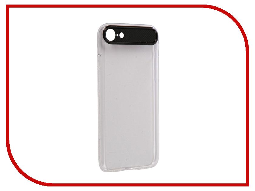 Аксессуар Чехол ROCK Space Ace для iPhone 7 Transparent 76437 аксессуар чехол rock space guard g2 для iphone 7 plus transparent white 47475