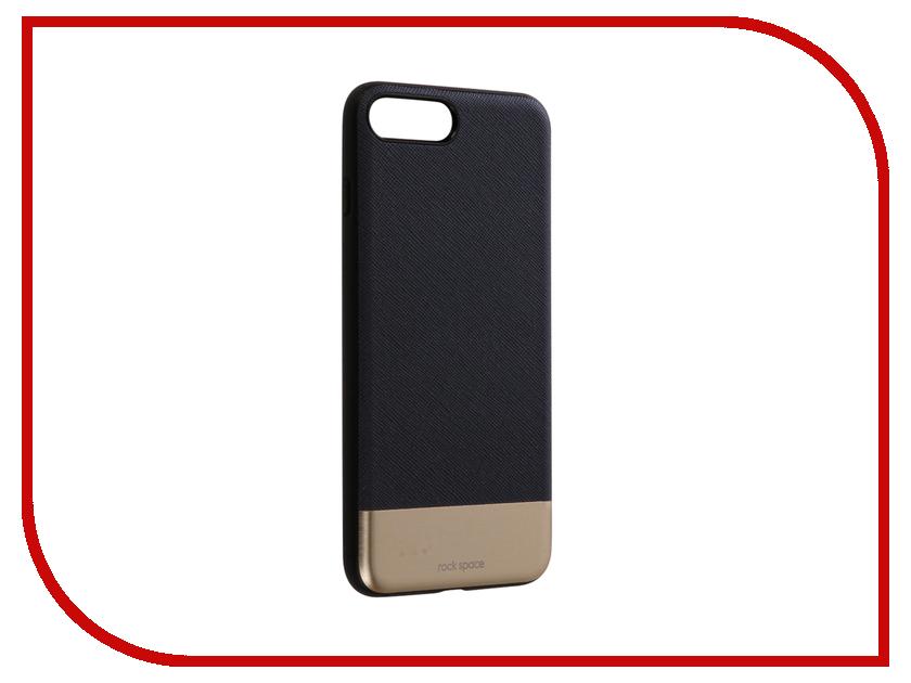 Аксессуар Чехол Rock Space Elite для iPhone 7 Plus Blue 39395 аксессуар чехол elari для elari cardphone и iphone 6 plus blue