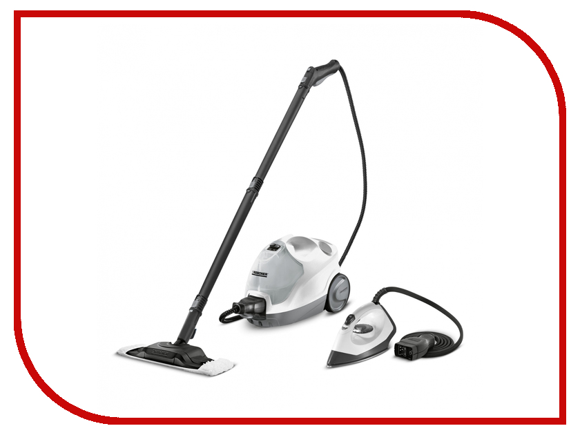 Пароочиститель Karcher SC 4 Premium + Iron Kit 1.512-443.0 karcher premium sc2