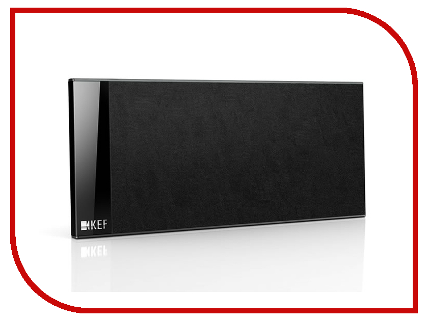 Колонки KEF T101C Single Pack SP3746BB Black<br>