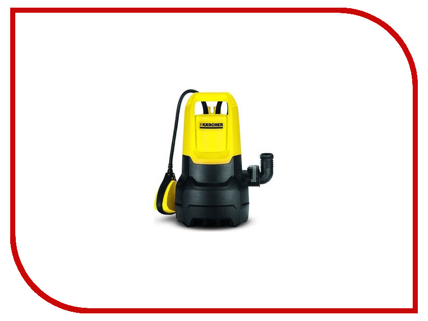 Насос Karcher Submersible Pump Box 1.645-507.0