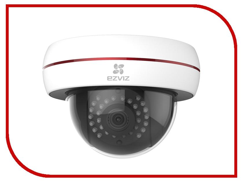 IP камера Ezviz C4S CS-CV220-A0-52WFR камера ezviz c4s poe