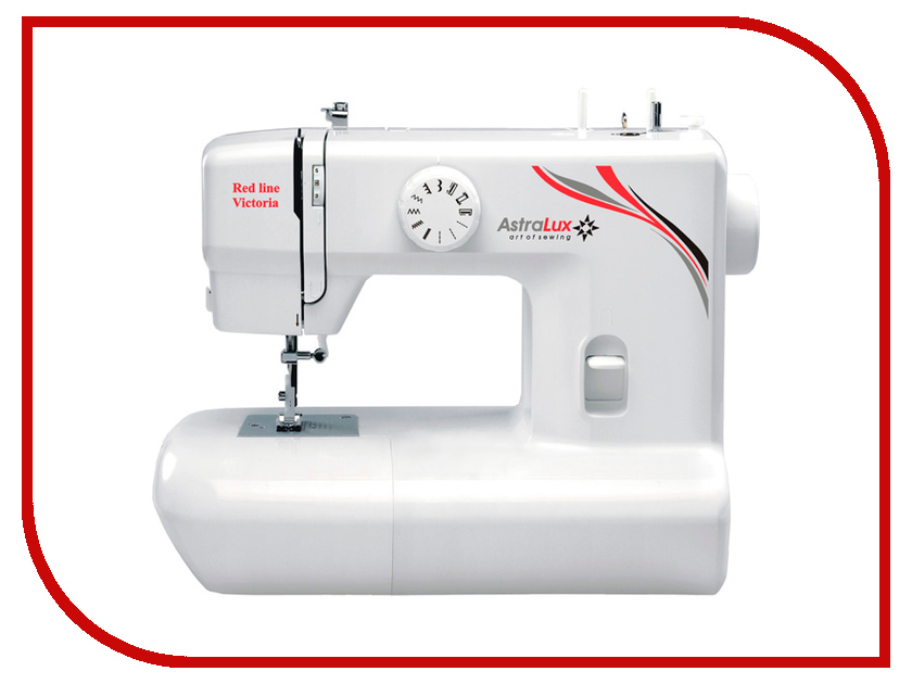 Швейная машинка Astralux Red Line Victoria швейная машинка astralux 307