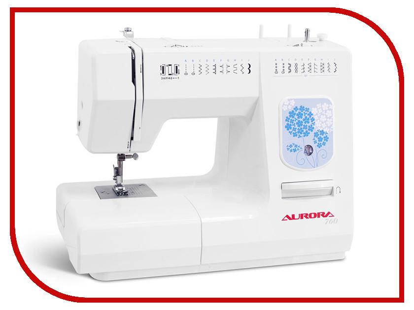 Швейная машинка Aurora 760