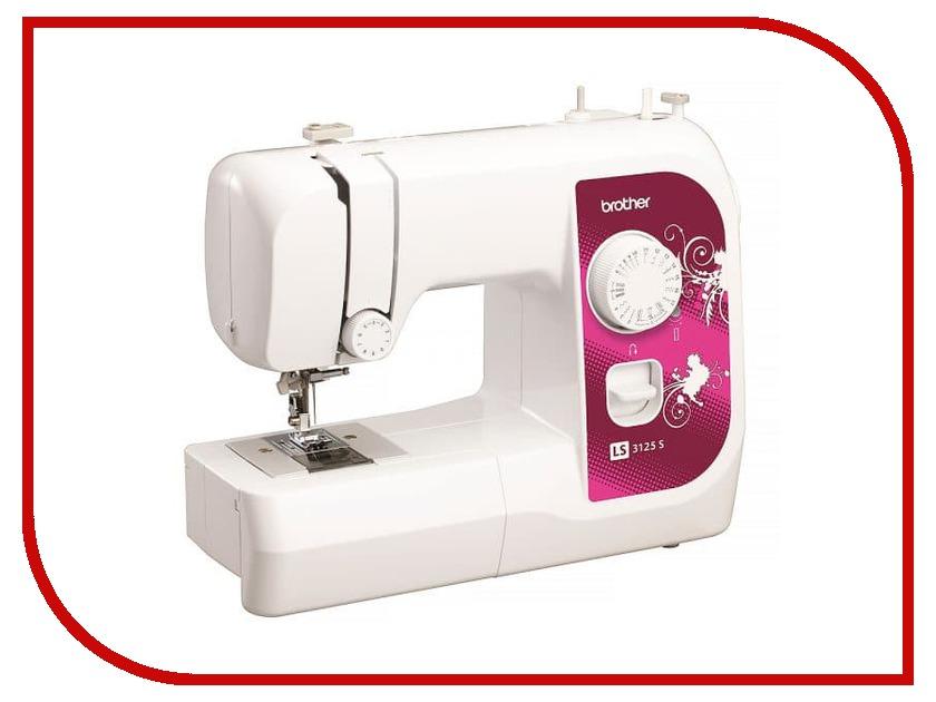 Швейная машинка Brother LS-3125 S brother ls 2125