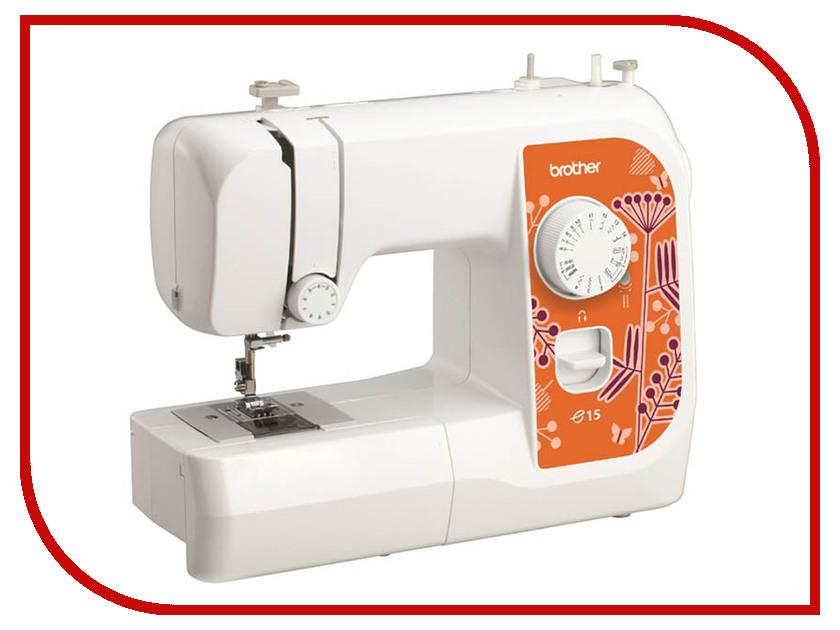 Швейная машинка Brother E15
