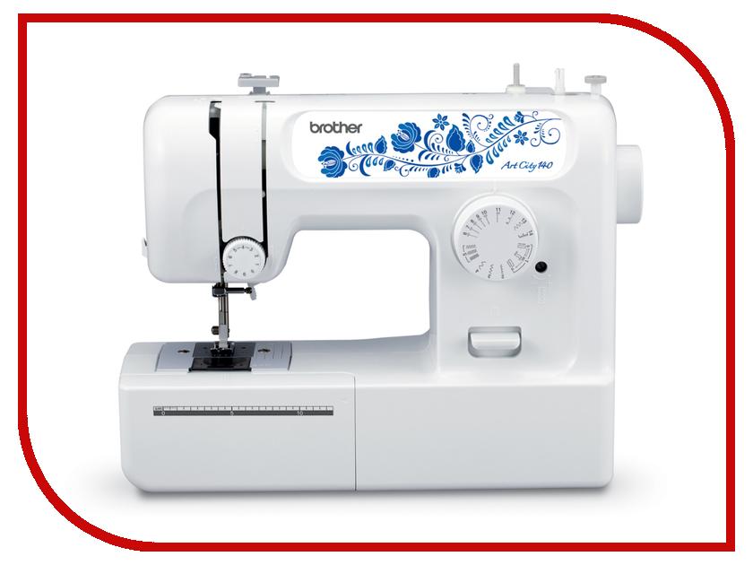 Швейная машинка Brother ArtCity 140 швейная машинка brother sl10