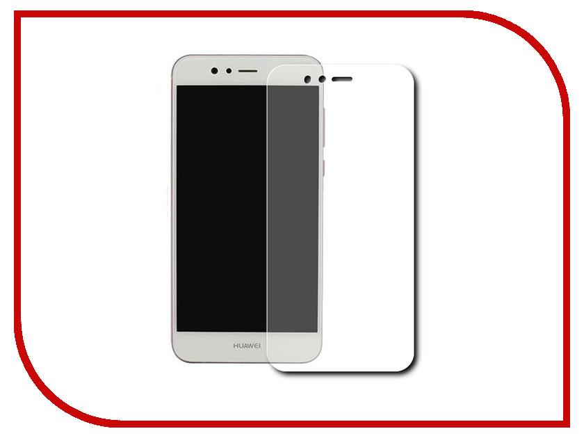 Аксессуар Защитное стекло Huawei Nova 2 Zibelino TG 0.33mm 2.5D ZTG-HUW-NOV2 аксессуар чехол huawei nova 2 zibelino cover back elegant black zcbe hua nov2 blk