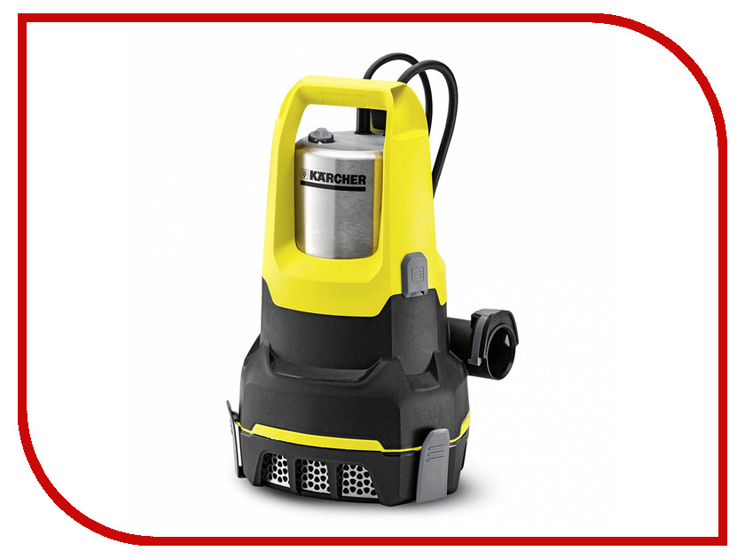 Насос Karcher SP 6 Flat Inox 1.645-505.0