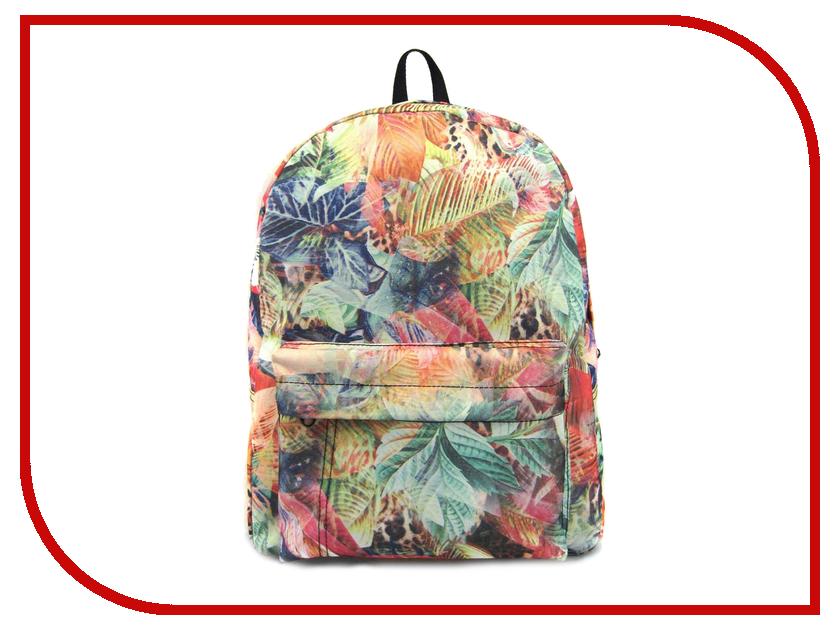 Рюкзак Creative LLC Флора лета с карманом Multi GL-BC881