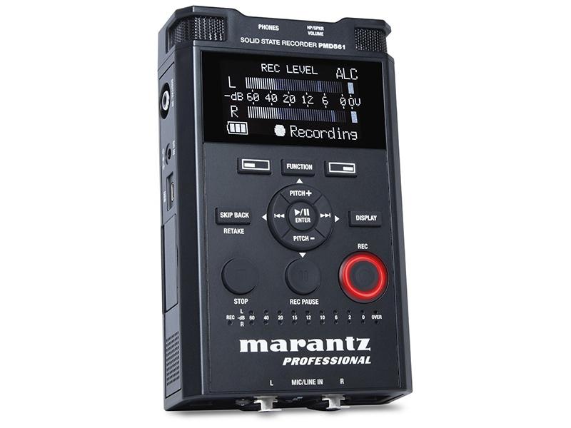 Диктофон Marantz PMD561 marantz m cr611 green