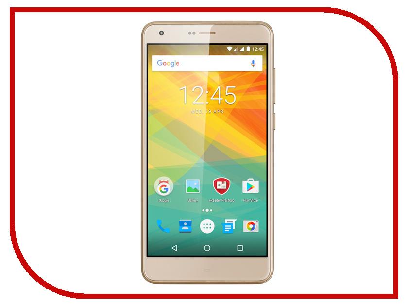 Сотовый телефон Prestigio Grace S7 LTE Gold PSP7551DUOGOLD prestigio 4200bt
