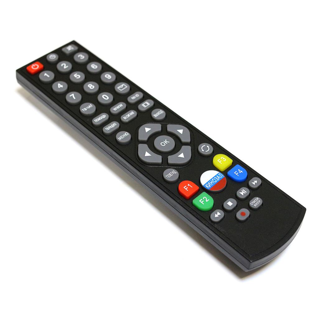 Пульт ДУ Rexant 38-0035 - пульт для ресиверов Триколор ТВ цена и фото