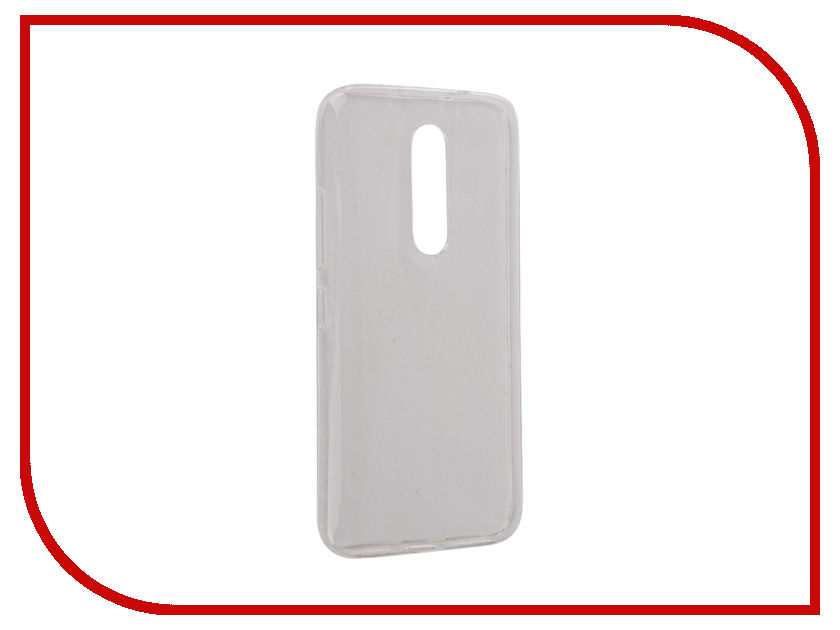 Аксессуар Чехол Motorola Moto M Zibelino Ultra Thin Case ZUTC-MOTR-MOT-M