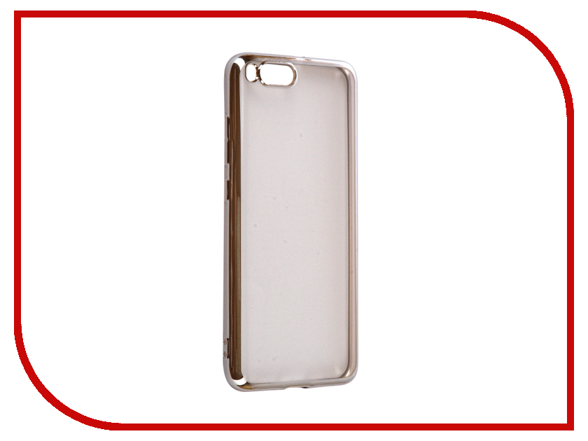 Аксессуар Чехол Xiaomi Mi6 iBox Blaze Silicone Silver frame штатив xiaomi mi selfie stick tripod xmzpg01ym silver