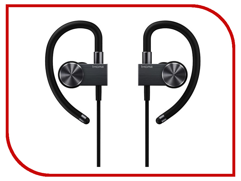 Xiaomi 1More EB100 Active Bluetooth In-Ear Headphones Black xiaomi 1more eb100 active bluetooth in ear headphones black