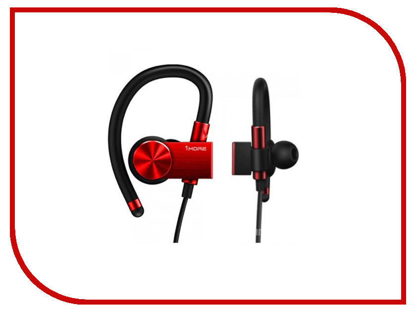 Xiaomi 1More EB100 Active Bluetooth In-Ear Headphones Red xiaomi 1more eb100 active bluetooth in ear headphones black