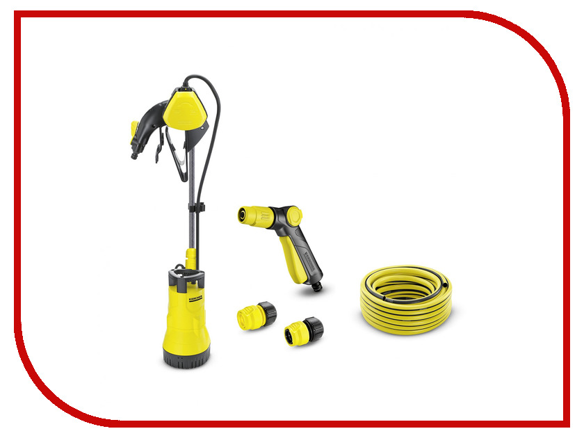Насос Karcher BP 1 Barrel Irrigation Set 1.645-465.0
