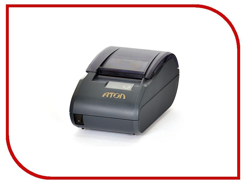 Фискальный регистратор Атол 30Ф с фискальным накопителем Dark Grey
