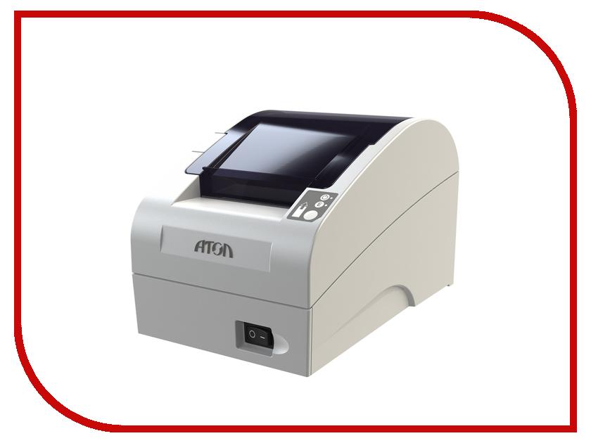 Фискальный регистратор Атол FPrint-22ПТК с фискальным накопителем White фискальный регистратор атол fprint 22птк без фн white