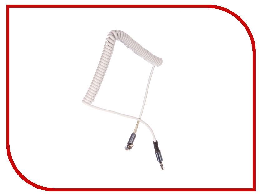 Аксессуар Rexant Jack 3.5mm 1m White 18-4018-9 цена