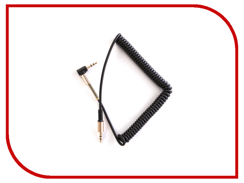 Аксессуар Rexant Jack 3.5mm 1m Black 18-4012-9