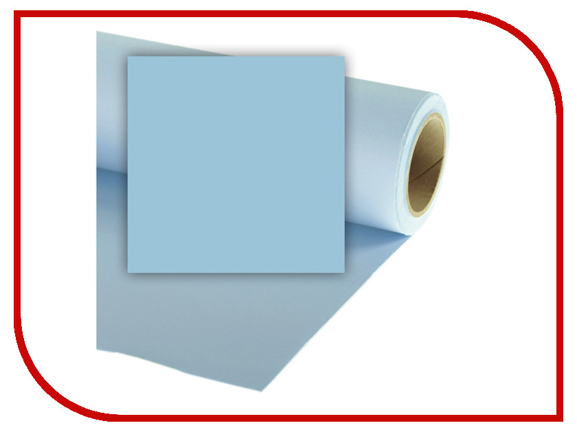 Фон Colorama 1.35x11m Forget Me Not LL CO553 85061<br>