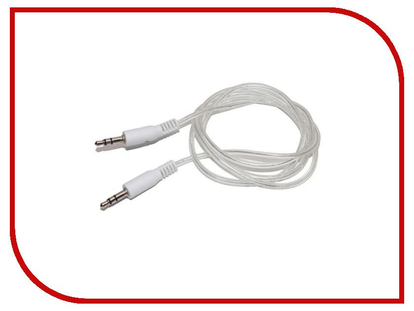 Аксессуар Rexant AUX 3.5mm 1m White 18-4083-9