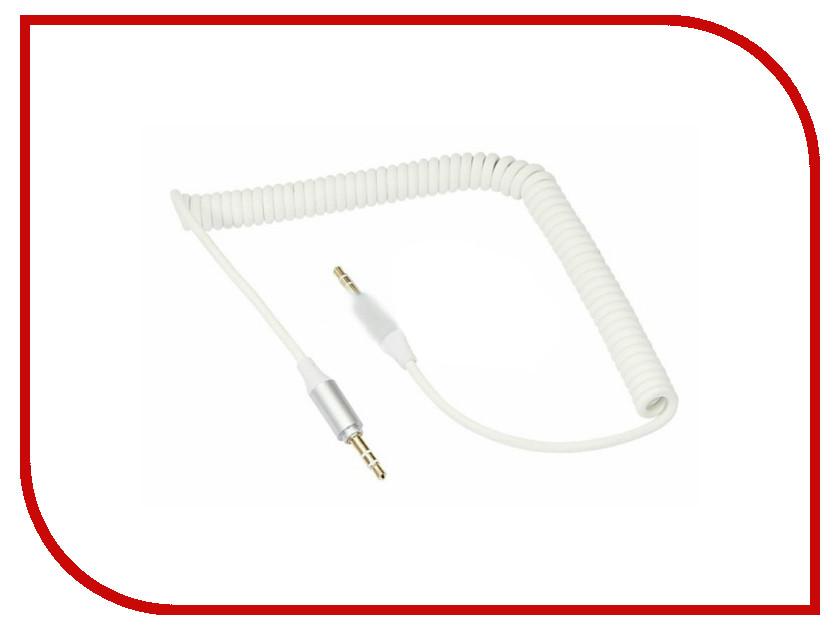 Аксессуар Rexant AUX 3.5mm 1m White 18-4014