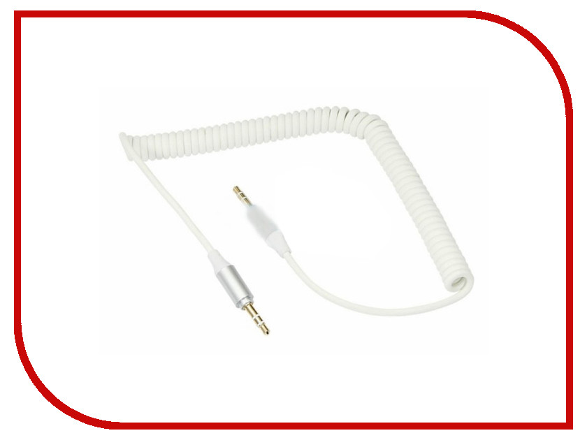 Аксессуар Rexant AUX 3.5mm 1m White 18-4014 аксессуар rexant 18 0153 camera connection kit white