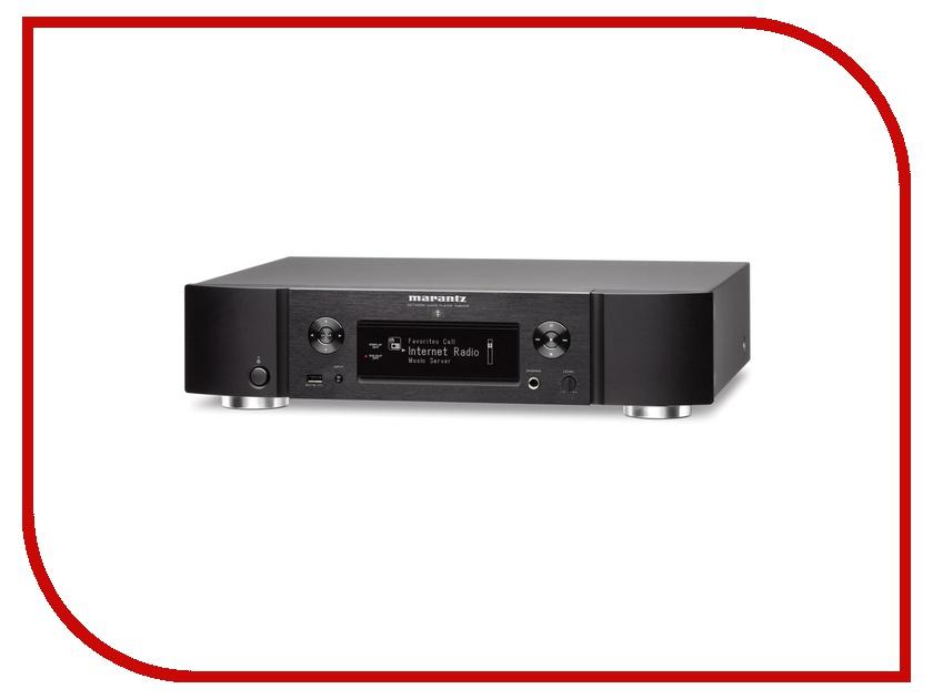 Сетевой аудио проигрыватель Marantz NA8005 Black ресивер marantz av7703