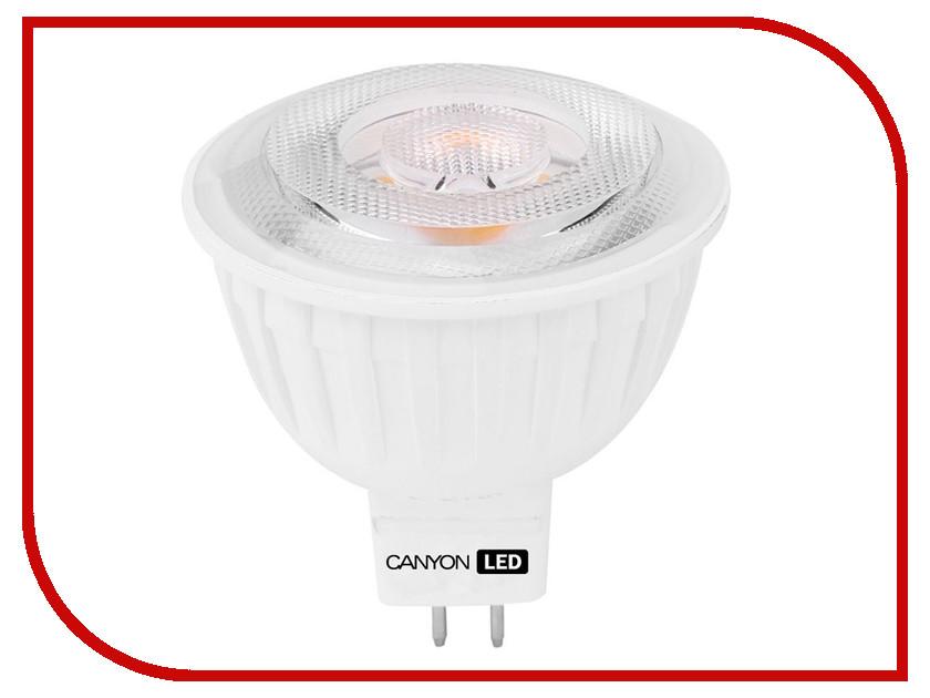 Лампочка Canyon GU5.3 7.5W 2700K 7WMRGU538W230VW60