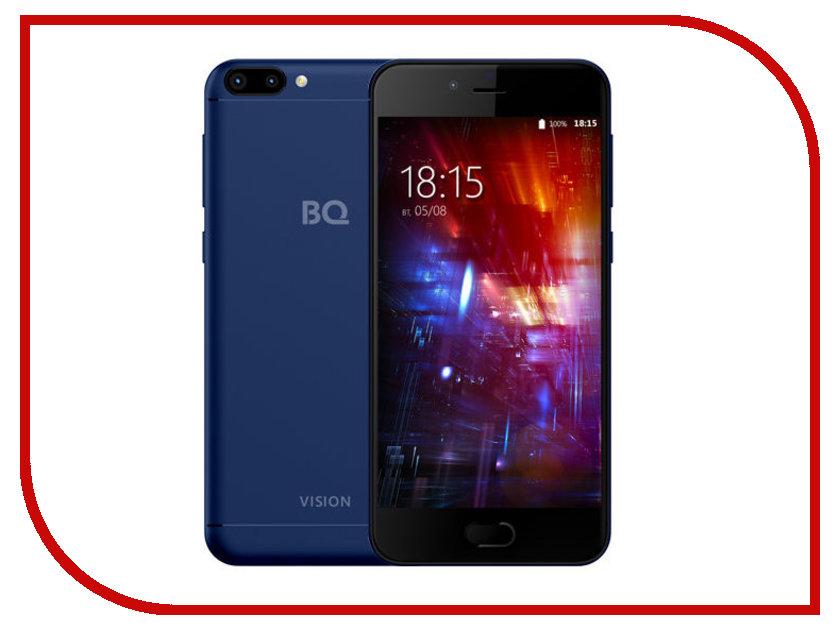 Сотовый телефон BQ BQ-5203 Vision Dark Blue парка loading 5203 dark navy 09311 22 50 xl