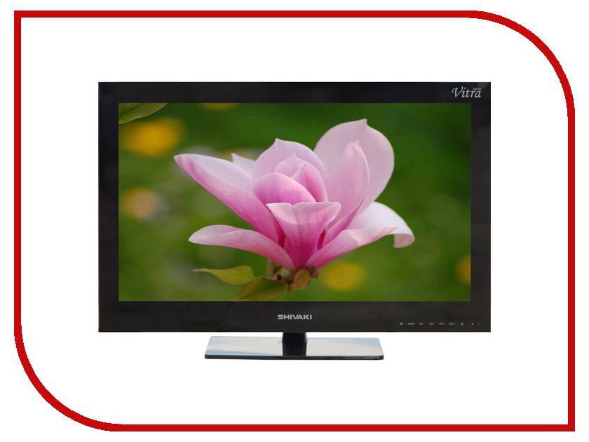 Телевизор Shivaki STV-24LEDG9 жк телевизор shivaki stv 32led14 black