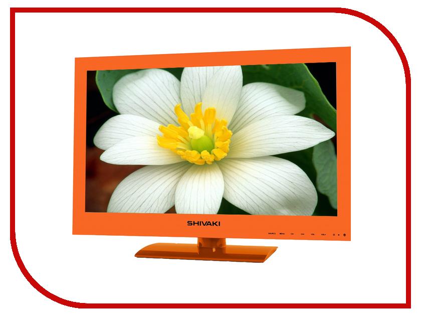 Телевизор Shivaki STV-24LEDGO9 телевизор shivaki stv 40led15