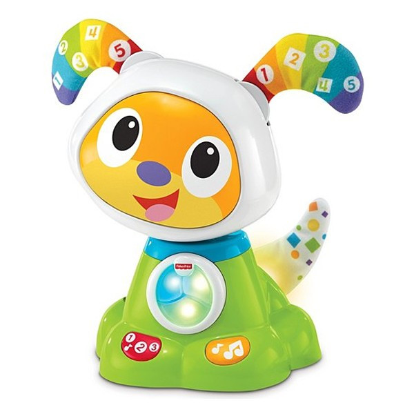 Игрушка Mattel Fisher-Price Щенок Бибо FBC96
