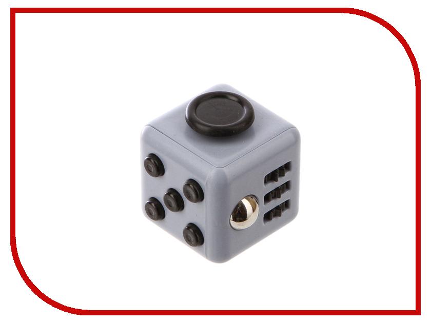 Игрушка антистресс Fidget Cube Silver-Black