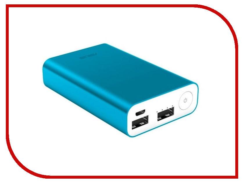 Аккумулятор Asus ZenPower ABTU011 10050mAh Light-Blue 90AC0180-BBT032 внешний аккумулятор asus zenpower abtu005 10050mah blue