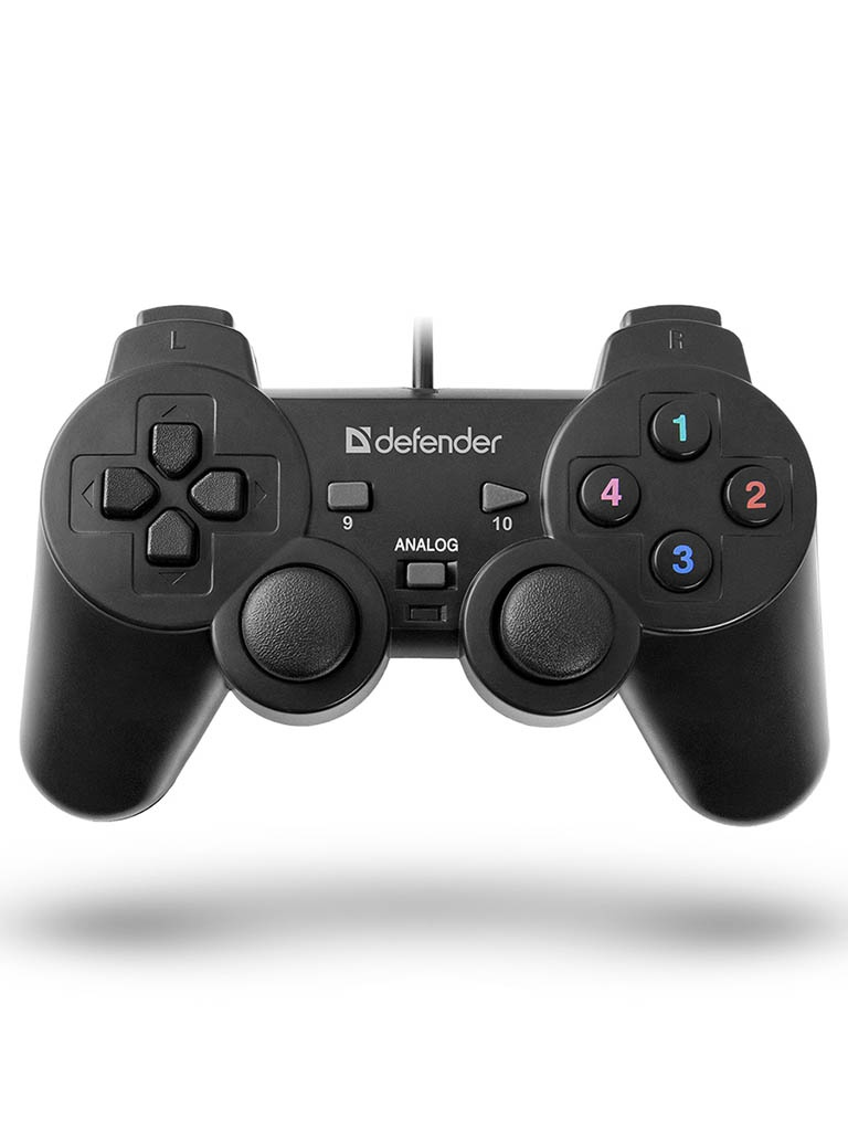 Геймпад Defender Omega USB 64247