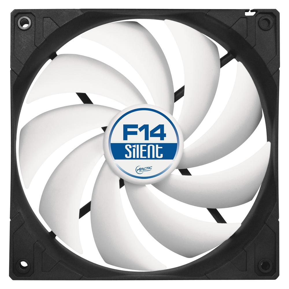Вентилятор Arctic Cooling F14 Silent 140mm ACFAN00076A