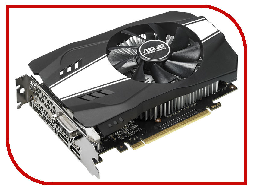 Видеокарта ASUS GeForce GTX 1060 1506Mhz PCI-E 3.0 3072Mb 8008Mhz 192 bit 2xDVI HDMI HDCP PH-GTX1060-3G видеокарта asus geforce gtx 1060 turbo 1506mhz pci e 3 0 6144mb 8008mhz 192 bit dvi 2xhdmi hdcp turbo gtx1060 6g