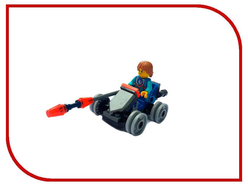 Конструктор Lego Nexo Knights Повозка рыцаря 271606 lego knights купить